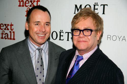 Elton John i David Furnish