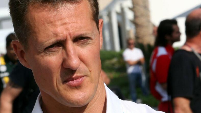 Schumacher Fotó: RAS-archívum