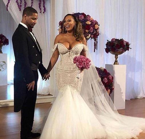 Juelz Santana gets married to longtime girlfriend, Kimbella [Instagram/The ShadeRoom]