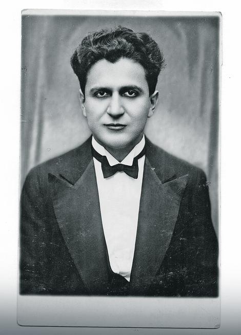 Čovek sa četiri života: Ljubomir Marinković