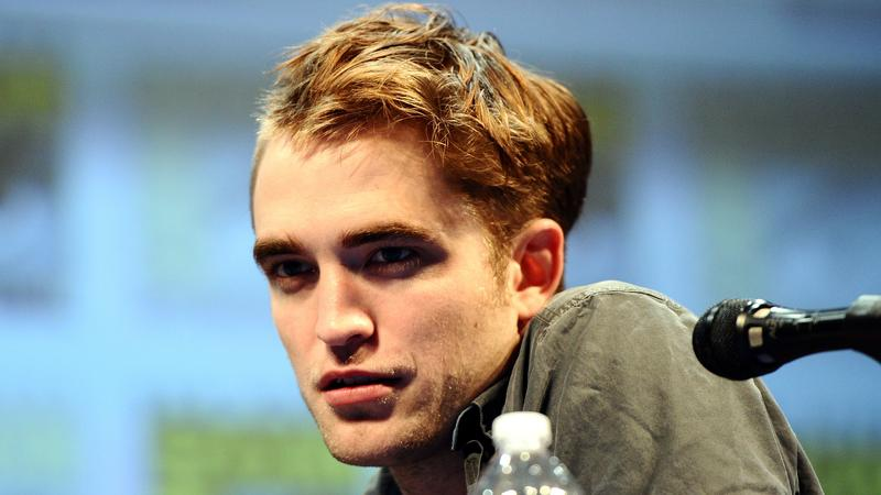 Robert Pattinson  (fot. Getty Images)