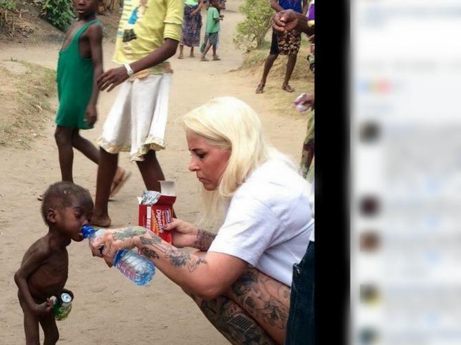 Sećate se potresne fotografije dečaka iz Nigerije? Evo gde je on sada!