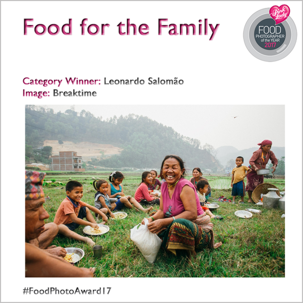 Pink Lady Food Photographer of the Year Award