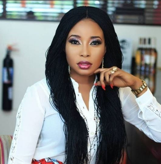 Liz Anjorin has dared Toyin Abraham to submit herself for a drug test after allegedly accusing her of peddling narcotics.