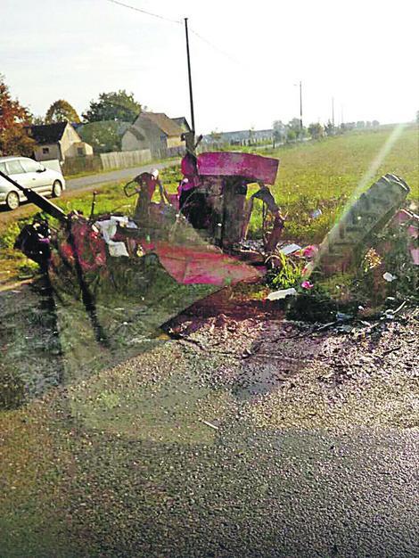 Vozač traktora zadobio je lakše povrede
