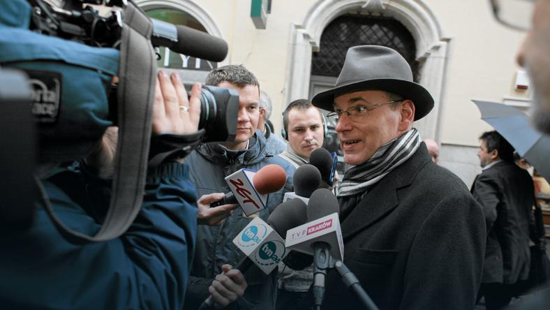 Jan Rokita, fot. Mateusz Skwarczek/Agencja Gazeta