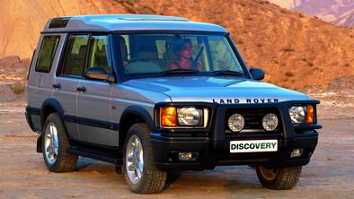 Land rover discovery ii 1998 2004 recenzje i testy for Discovery katalog