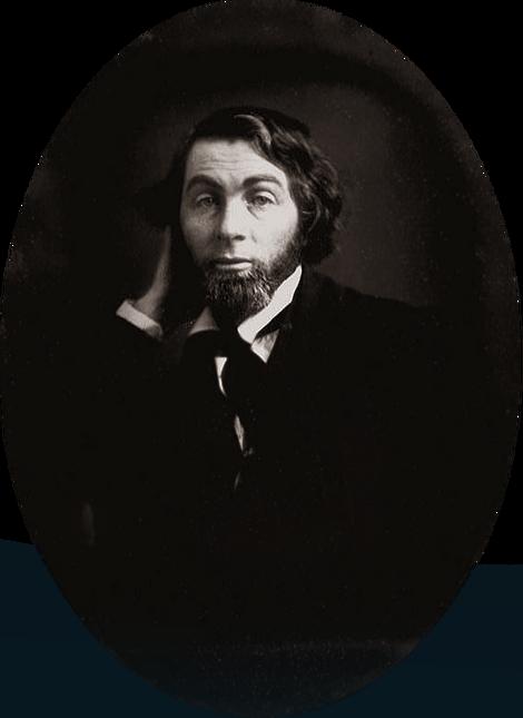Volt Vitman sa 28 godina (1847)