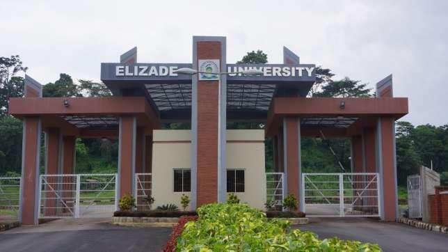Elizade University, Ilara-mokin in Ondo State (Elizadeuniversity)