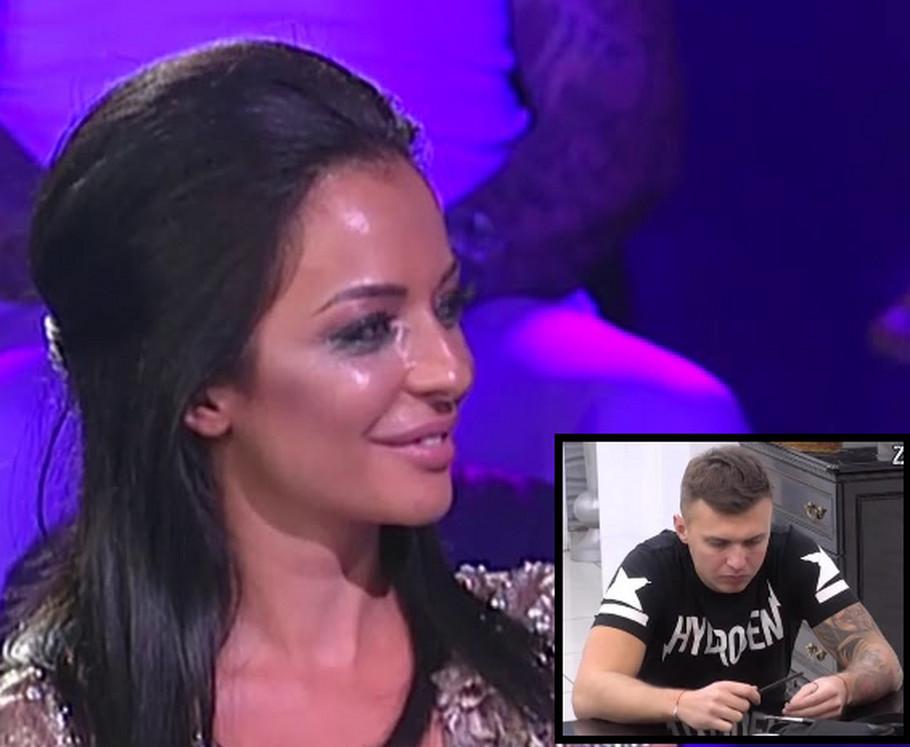 Jelena Pešić i Stefan Karić