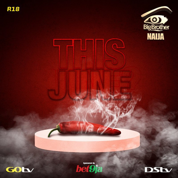 BBNaija 4's theme is yet to be revealed but it's touted to be 'Hot Pepper' [Big Brother Naija/DSTV]