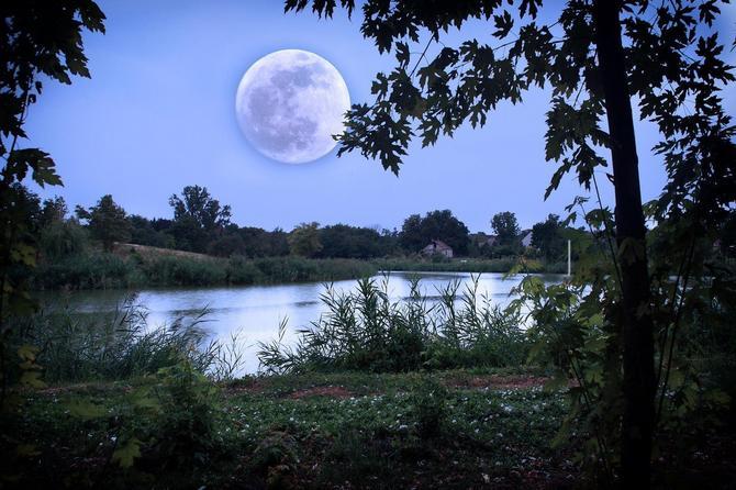 Pred nama je Mesec žetve