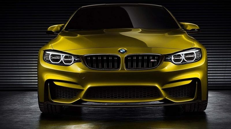 BMW M4 Coupe Concept