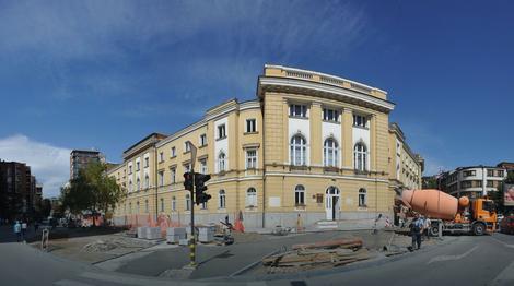 Odlučeno: Trg ispred Gradske kuće zvaće se Sklavkov plato