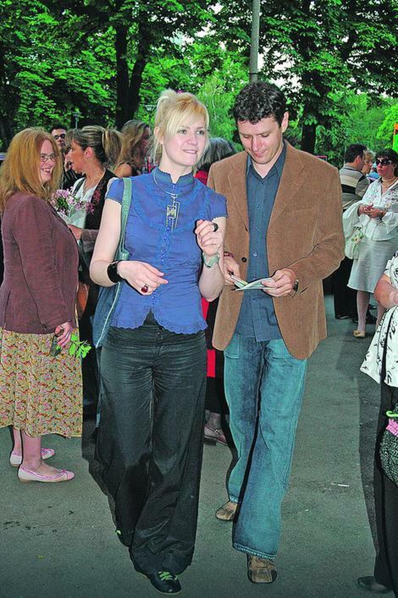 Bivši supružnici Ana Sofrenović i Dragan Mićanović