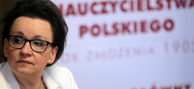 WJC i Muzeum Holokaustu zaniepokojone wypowiedzią minister Zalewskiej
