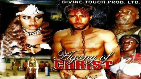 Crime To Christ - Movie Cover