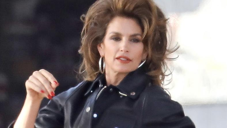 Cindy Crawford /Fotó: Northfoto