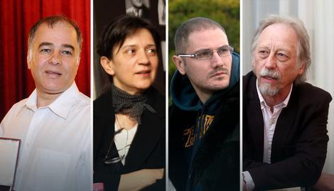 Vladan Matijević, Ivana Dimić, Vladimir Tabašević i Vladislav Bajac