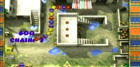 "Screen z gry ""Luxor: Pharaoh's Challenge"""