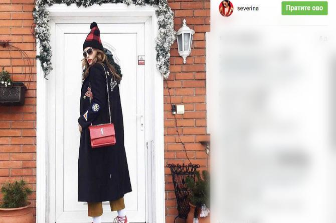 Obula je IGOROVE čarape na letnje sandale i nasmejala ceo Instagram: Seve ne odustaje od ludog trenda!