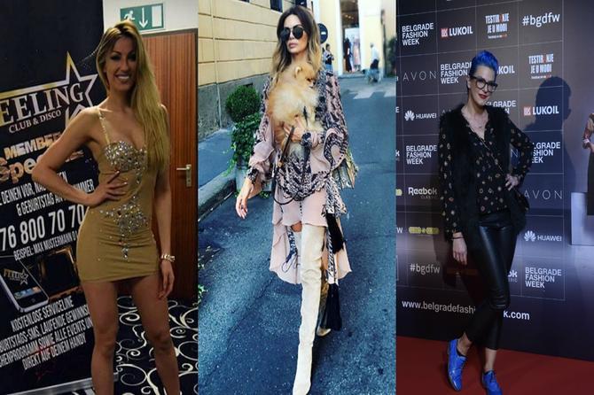 Rada i Dara su nam pokazale kakve haljine NIKADA ne treba da nosite!