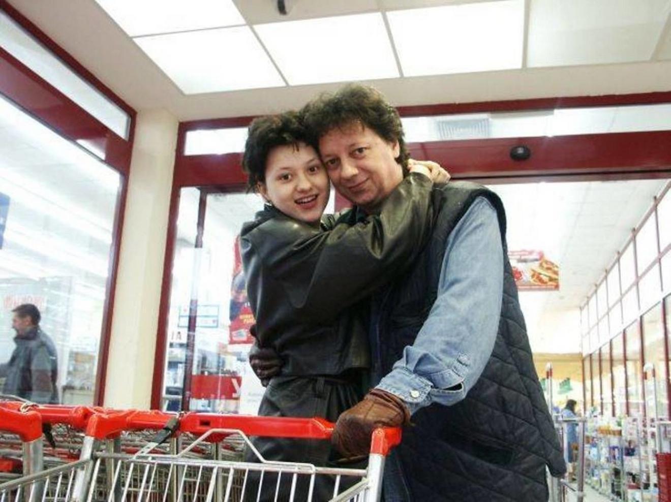 Doris i Boris Bizetić: prelikani tata