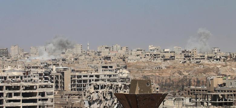 """Koszmar stał się rzeczywistością"""". Mieszkańcy oblężonego Aleppo obawiają się najgorszego"""