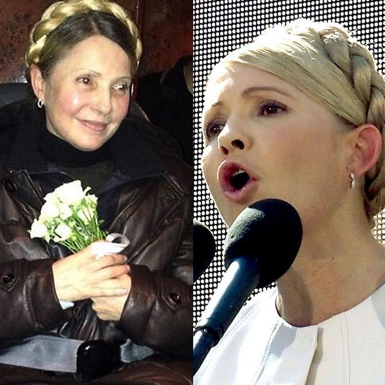 Felmérések szerint Julija Timosenko megnyerné az ukrán