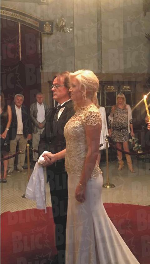 EKSKLUZIVNO! Oženio se Sanja Ilić! FOTO