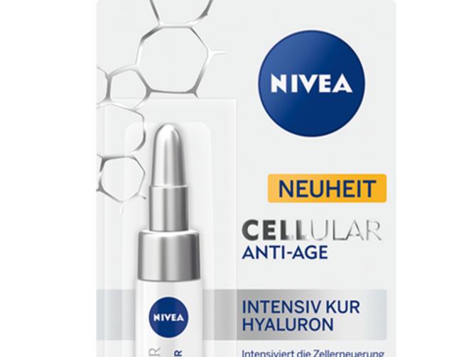 Intenzivan tretman za podmlađivanje kože: Probajte NIVEA CELLULAR ANTI -AGE