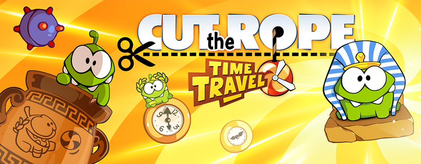 gameplanet Cut the Rope: Time Travel