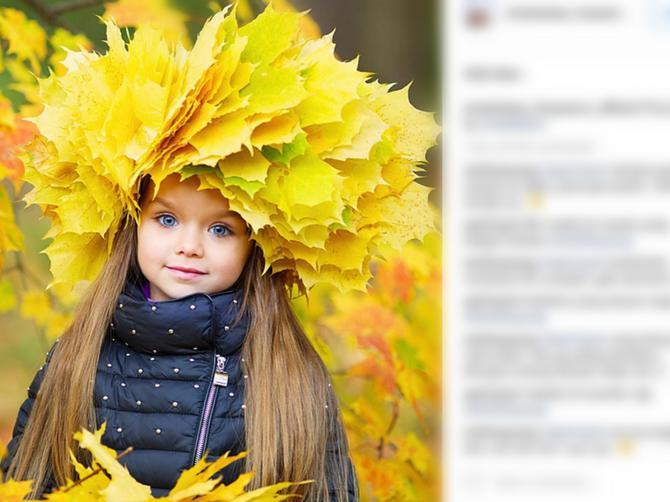 Kažu da je ONA najlepša devojčica! Anastasija ima pet godina i SVETSKU SLAVU!
