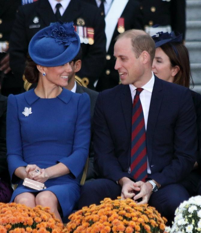 Vojvotkinja i vojvoda od Kembridža 2015. u Kanadi