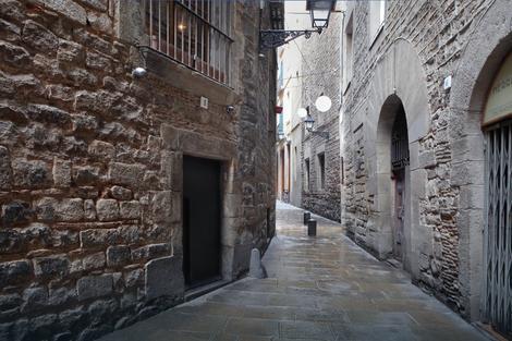 Ulaz u glavnu sinagogu u Barseloni