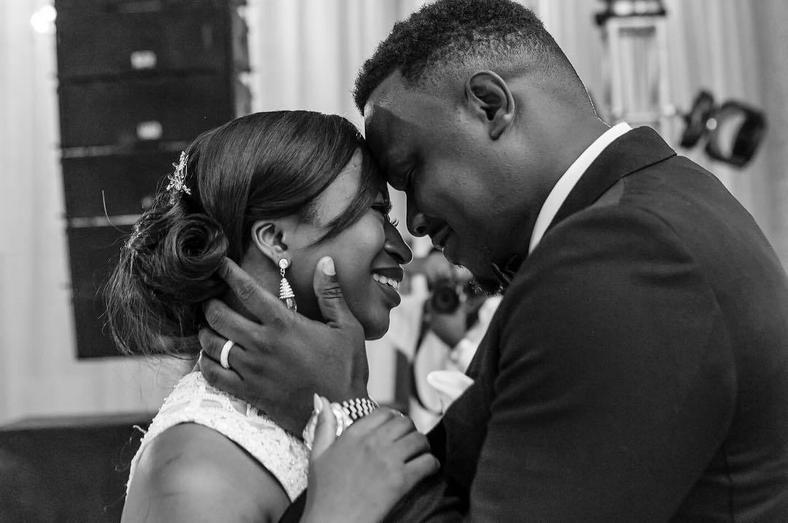 Dr Sid, Simi Esiri celebrate 4th wedding anniversary