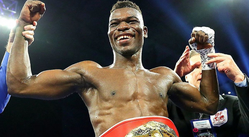 Ghana Boxing Authority bans former IBF lightweight champion, Richard Commey for 2 years