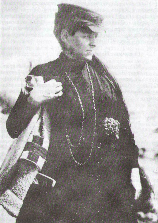 Nadežda Petrović bila je prva žena ratni fotograf