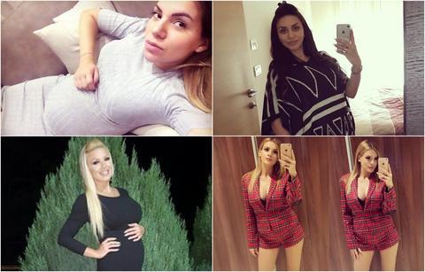 Koja je najlepša poznata trudnica? FOTO