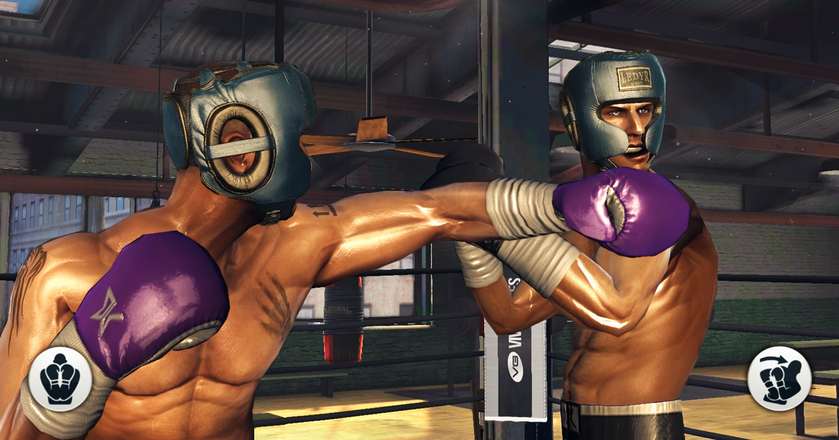 "Vivid Games, producent gry ""Real Boxing"""
