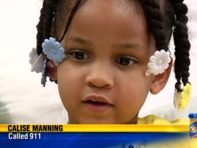 ONA JE HEROJ: Četvorogodišnja devojčica pozvala hitnu pomoći i spasila život svojoj majci!