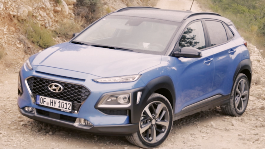 test hyundai kona jak je dzi ten nowy suv. Black Bedroom Furniture Sets. Home Design Ideas