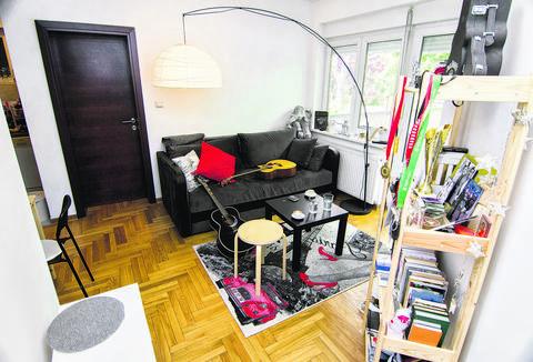 STAN ZA ČETIRI DAME: Pogledajte neobično uređen dom poznatog ženskog benda!