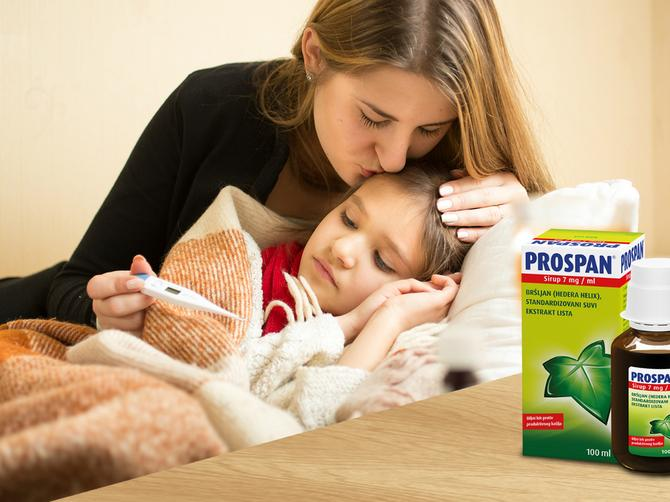 Da li dete u slučaju prehlade odmah treba odvesti kod lekara?