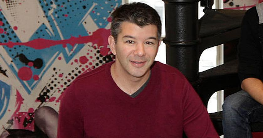 CEO Ubera Travis Kalanick