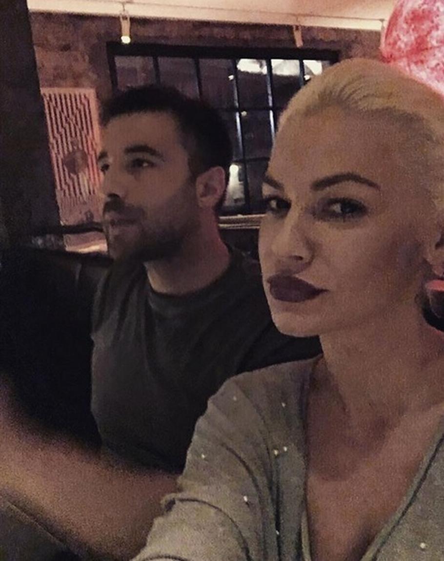Nataša Bekvalac i njen suprug Ljuba Jovanović