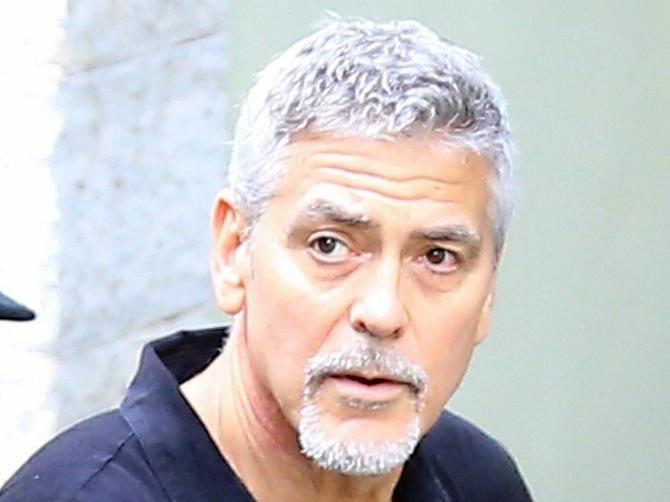Šta se desilo Kluniju? Dok Amal cveta, on sve brže stari!