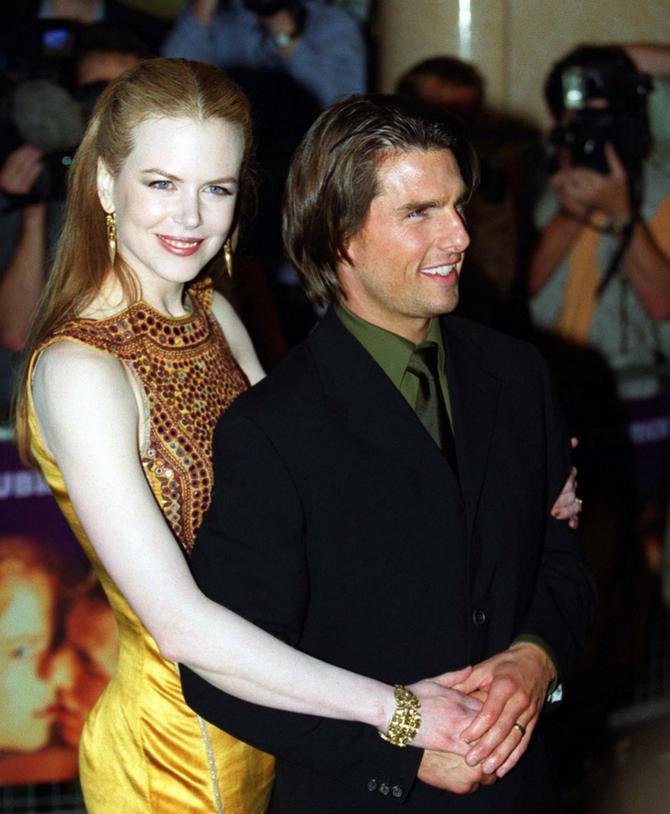 Nikol Kidman i Tom Kruz bili su u braku od 1990. do 2001. godine