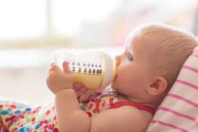 Bebe vole dohranu!