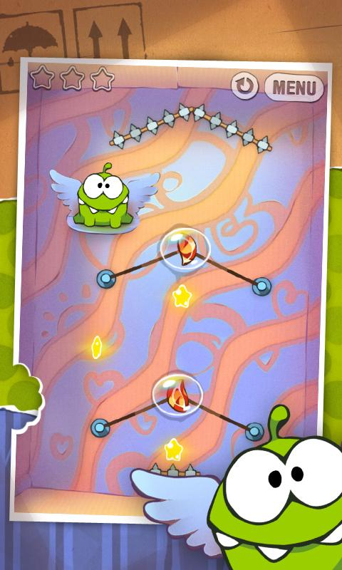 gameplanet Cut the Rope